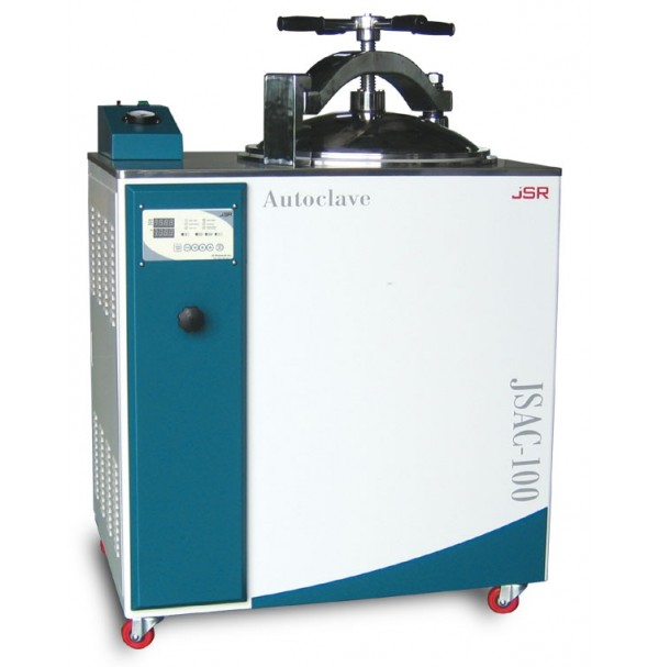 Autoclave: Volume 60 liters