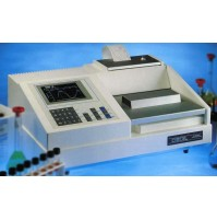 SPECTROPHOTOMETER WITH PREPROGRAM FOR WATER ANALYSIS